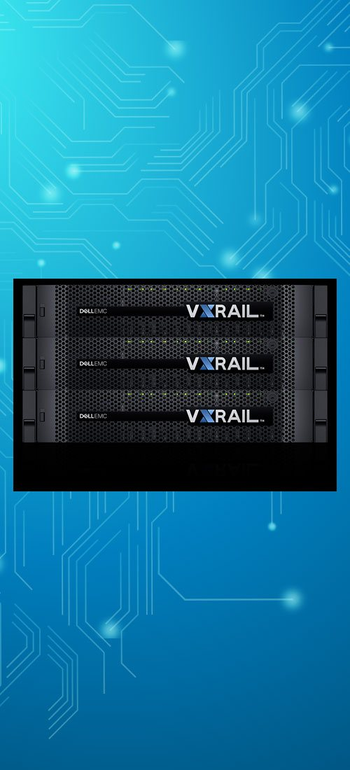 Dell EMC VxRail from Frontier Business System is effective for hyperconverged solution