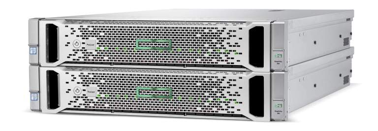 Picture of Frontier Business Systems -  HPE Simplivity hyperconverged platform best for enterprises